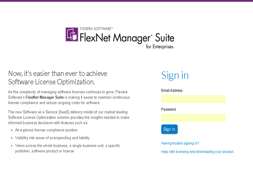 Configuring the FlexNet Manager Suite Inventory Beacon